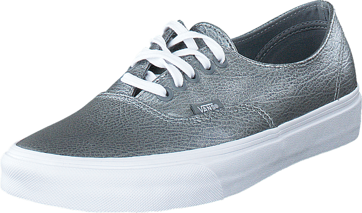 Vans Authentic Decon (Metallic Leather) Gray