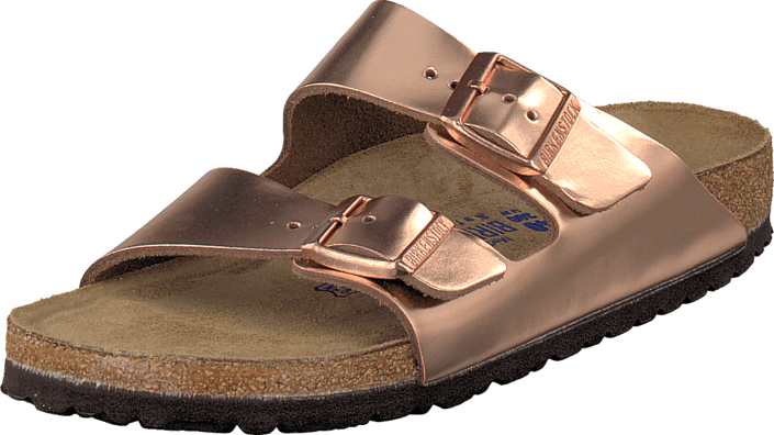 Birkenstock - Arizona Metallic Copper Copper