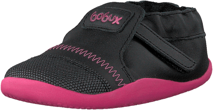 Bobux - Xplorer Origin Black/Pink