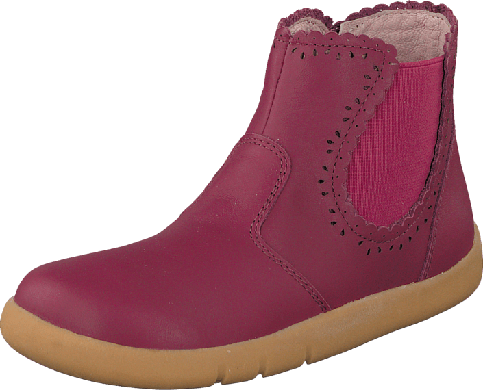 Bobux - Lucky Lacey Boot Cerise