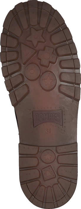 Camper Compas K900005-003 Medium Brown