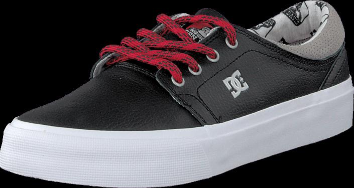 DC Shoes Trase X Ben Davis M Shoe Black