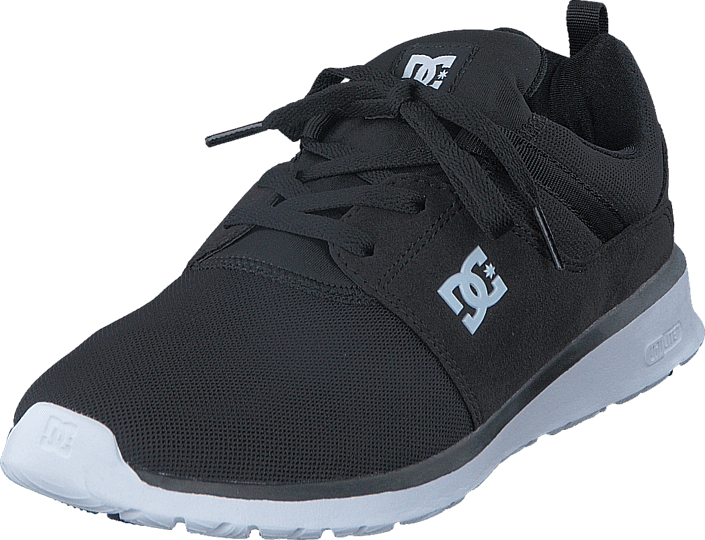 DC Shoes Heathrow M Shoe Black/White