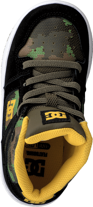 DC Shoes - Tod Rebound Se Ul Shoe Black/Camoflage