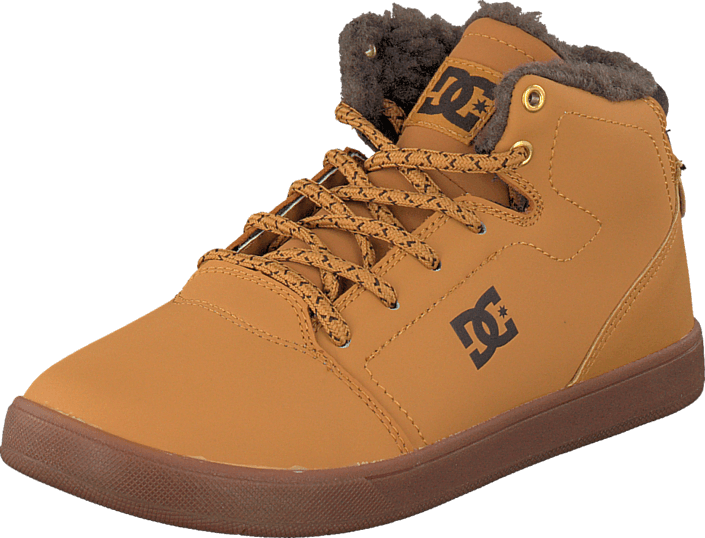 DC Shoes CRISIS HIGH WNT Beige 8GW0BIn
