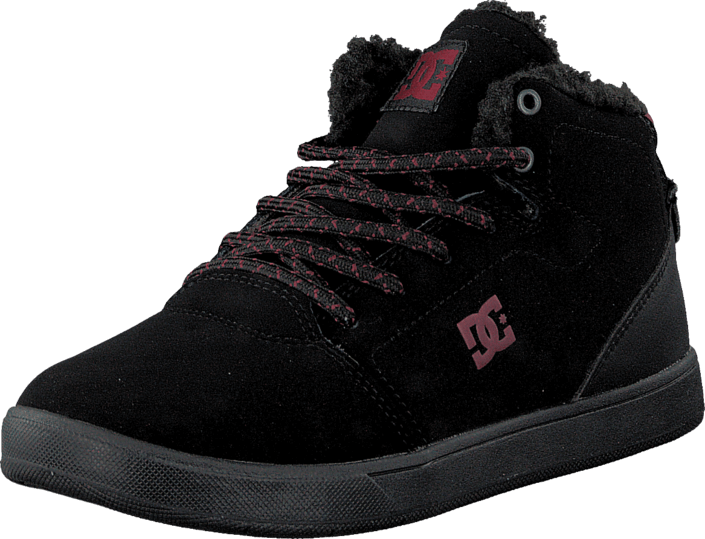 DC Shoes Crisis High Wnt B Shoe Black/Battleship