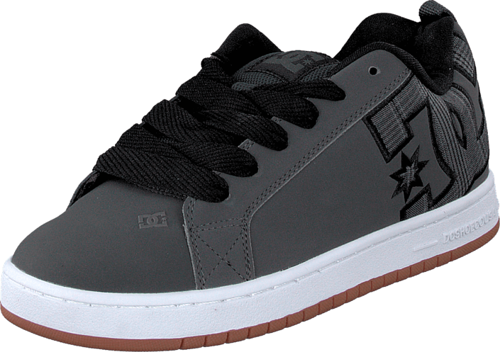 DC Shoes - Court Graffik Se Shoes Grey/Black
