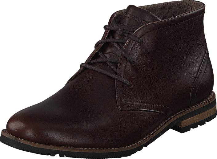 Rockport - Ledge Hill Too Chukka Brown