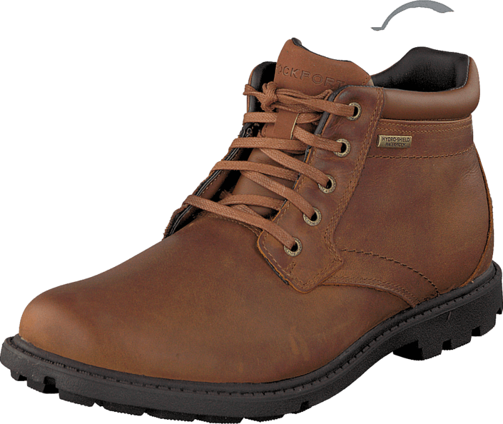 Rockport - Rugged Bucks Boot Wp Tan Th
