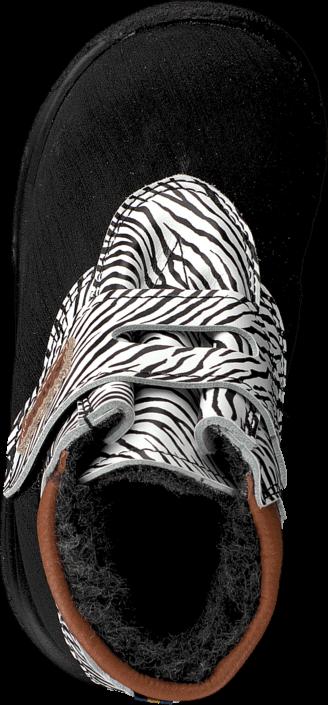 Kavat - Yxhult XC White multi (zebra)