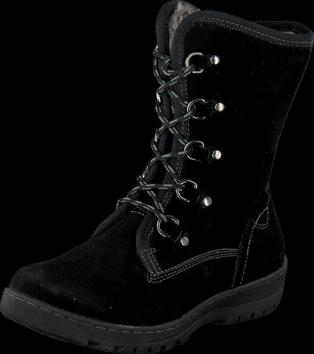 Footway SE - Wildflower Berta Black, Skor, Kängor & Boots, Varmfodrade kängor, Svart, Unisex, 647.00