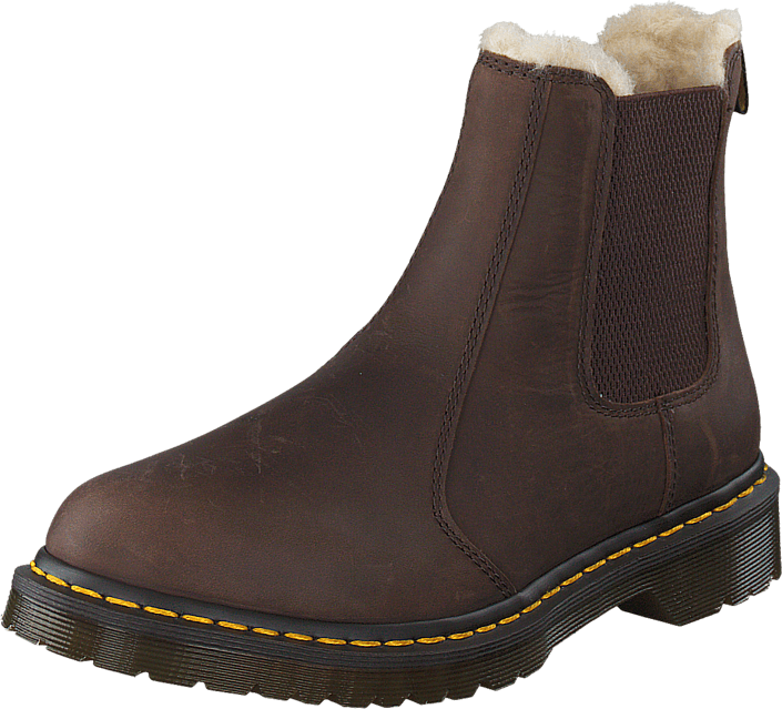 Dr Martens - Leonore Dark Brown