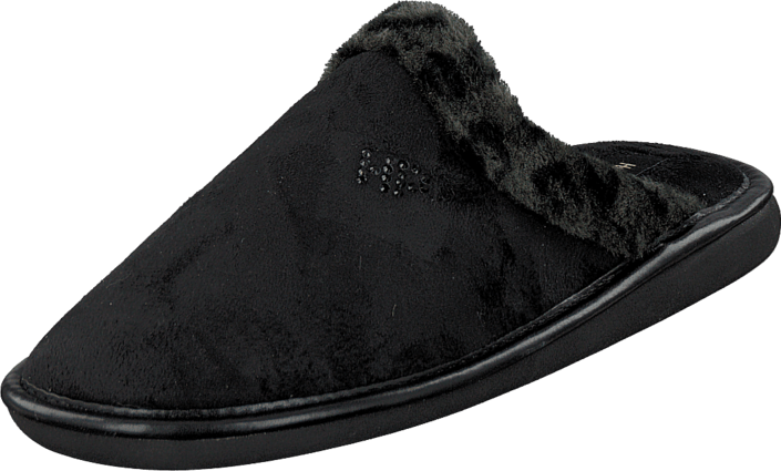 Hush Puppies - Slipper BLK