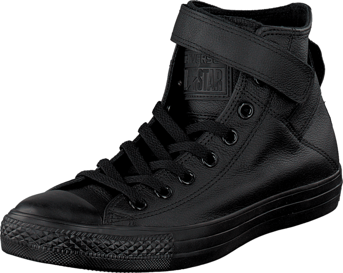 Converse - All Star Brea-Hi Black/Black/Black