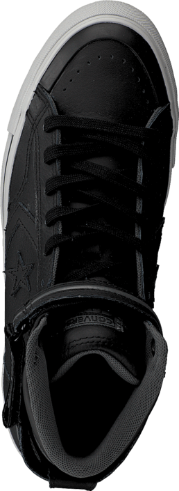 Converse - Pro Blaze Plus-Mid Black/Thunder/Mouse