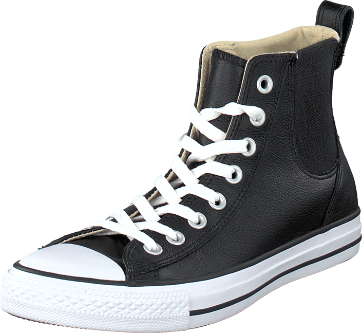 Converse - All Star Chelsee-Hi Black/Cloud Cream/White
