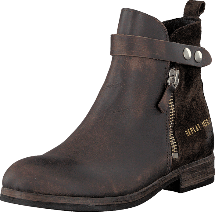 Replay - Nala Dark Brown Brown
