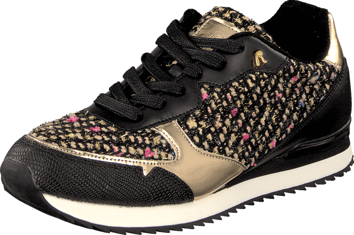 Replay - Vollen Black/Gold Black/Gold