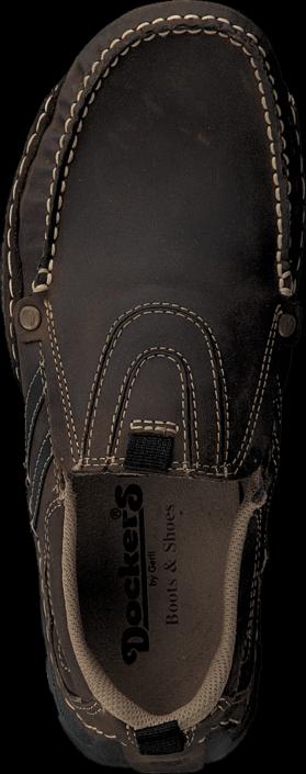 Dockers by Gerli - 20AY005H-400 Choco/Black