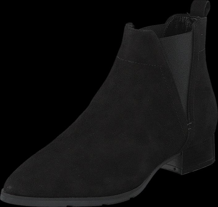 Footway SE - A Pair 2820 Camoscio Nero, Skor, Kängor & Boots, Chelsea Boots, Svart, Dam, 36 1997.00