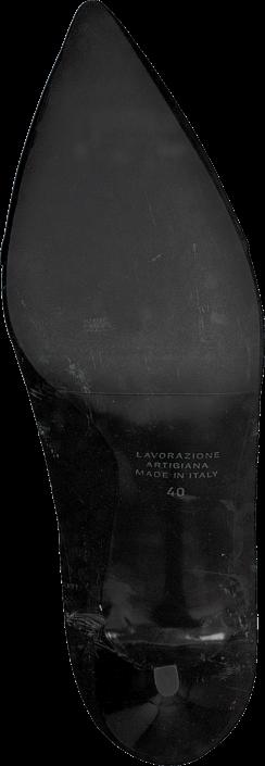 A Pair - 37131 Camoscia/vernice nero
