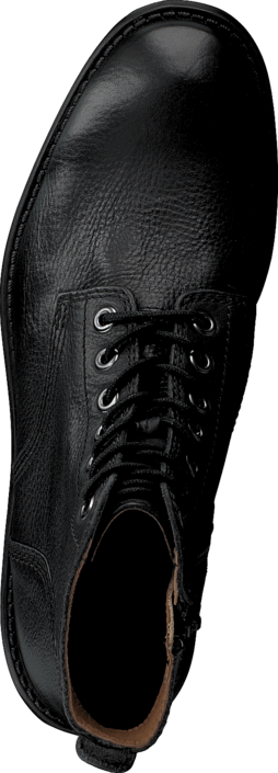 Clarks - Faulkner Rise Black Leather
