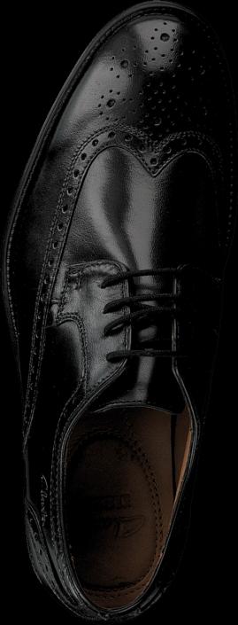 Clarks - Kolby Limit Black Leather
