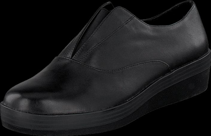 Clarks - Demi Grace Black Leather