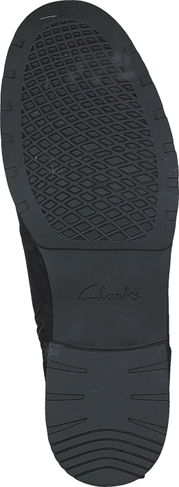 Clarks - Orinoco Spice Black Leather