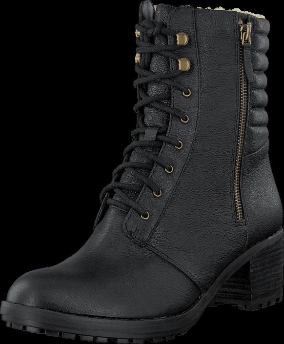 Clarks - Maroda Spritz Black Leather