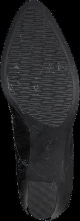 Clarks - Kadri Alexa Black Leather