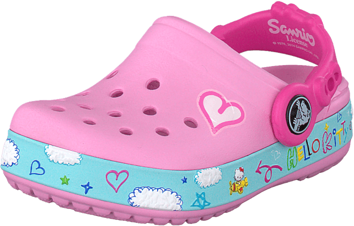 Crocs - CB Hello Kitty Plane Clog Carnation