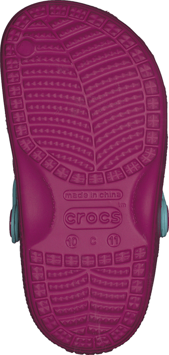 Crocs - CC Frozen Lined Clog Berry