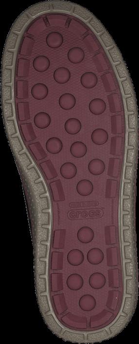 Crocs AllCast Waterproof Duck Boot M Espresso/Cly