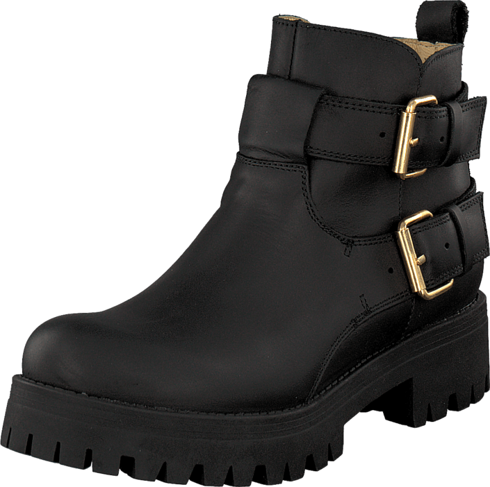 Johnny Bulls - Sprinter Black/Shiny Gold Black