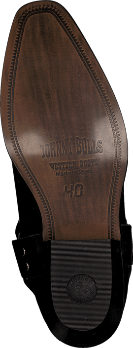 Johnny Bulls - Nappa Black Black