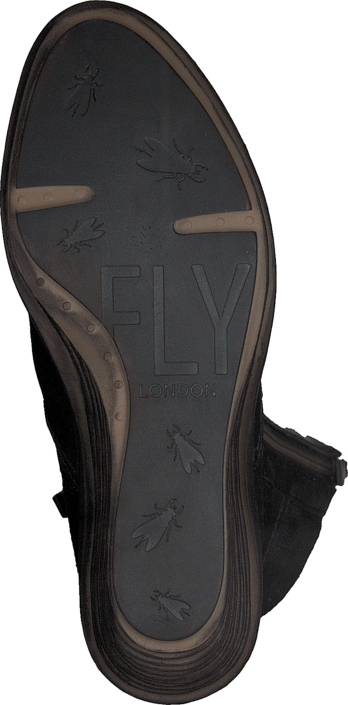Fly London - Simi Black/Black