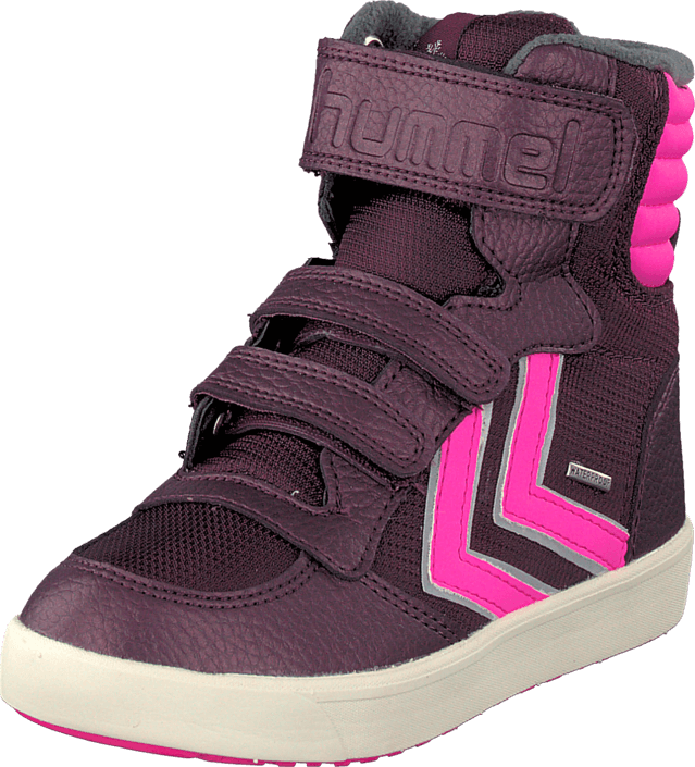 Hummel - Hummel Stadil Super Hi Poly Jr Grape Wine