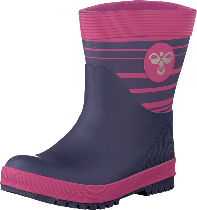 Hummel - Hummel Kids Rubberboot Rasberry Rose