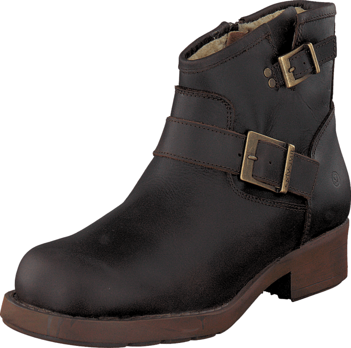 sixtyseven-tyra-76594-moto-mocha-kengaet-bootsit-chelsea-boots-ruskea-naiset-36
