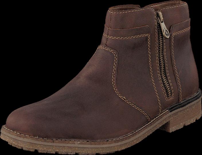Footway SE - Rieker F1350-25 Marrone, Skor, Kängor & Boots, Chelsea Boots, Brun, Herr, 41 897.00