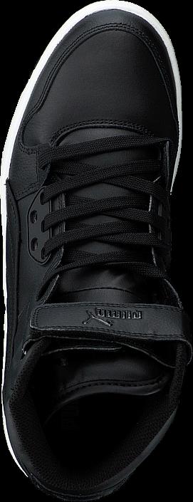 Puma - Puma Rebound Street L Black-Black