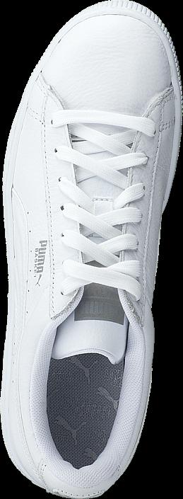 Puma - Basket Classic Reflective White