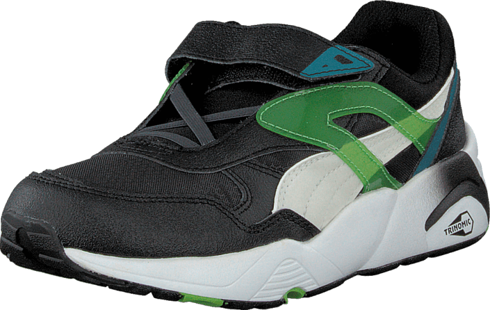 Puma - R698 Mesh-Neoprene V Kids Black
