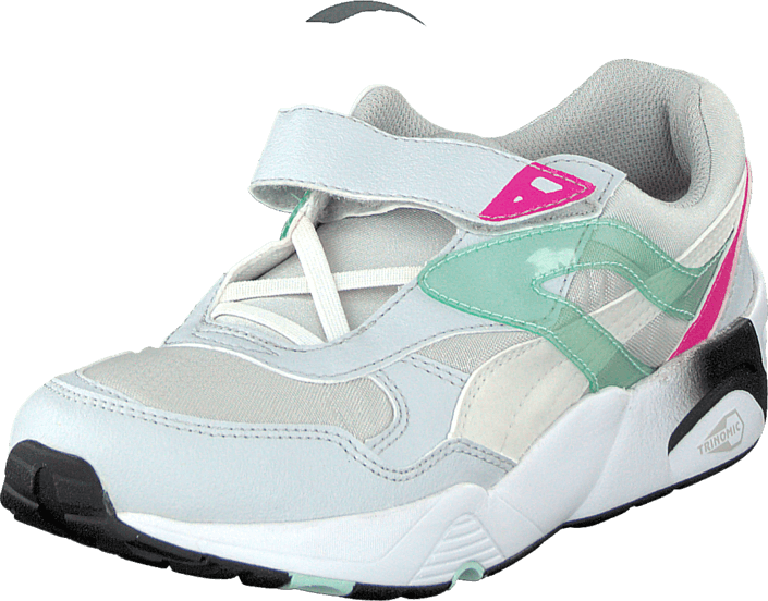 Puma R698 Mesh-Neoprene V Kids Grey