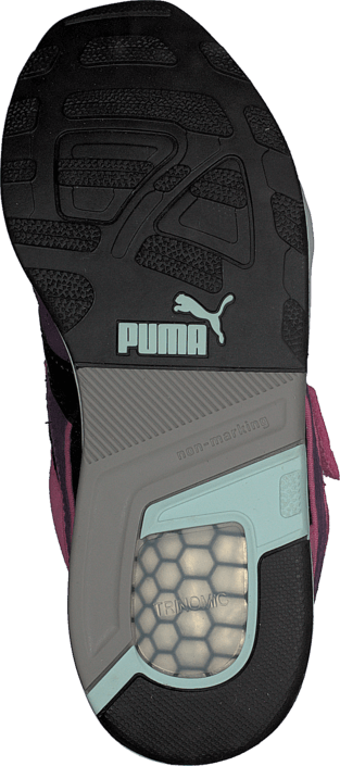 Puma - Trinomic Xt1 Plus V Kids black/grape