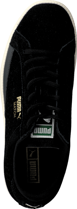 Puma Match 74 Suede Black
