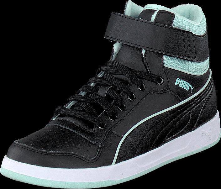 Puma - Puma Liza Mid Fur Black