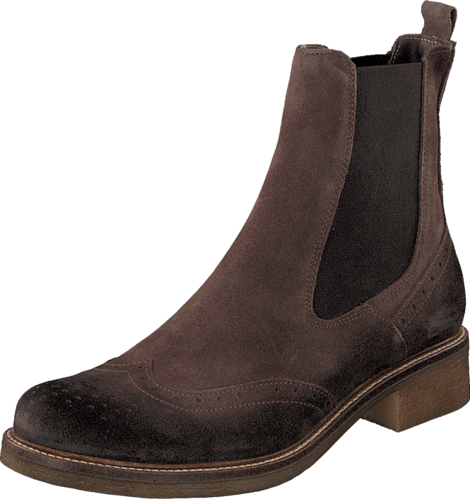 Nome - Short boot 1826255 Dark brown