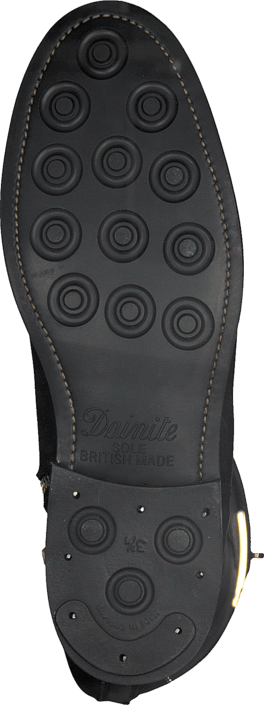 PrimeBoots - Asturias High Black  Nikel